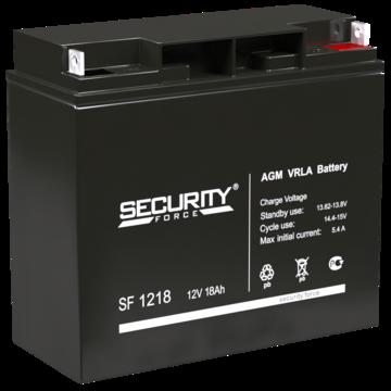Security Force Аккумулятор 12В 18 А∙ч (SF 1218)