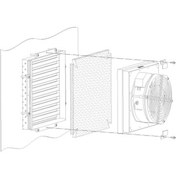 Фильтрующий материал ФМ-5