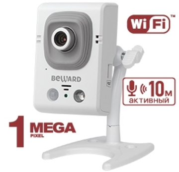 Видеокамера сетевая (IP) B12CRW