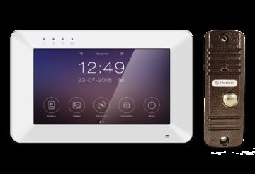 Комплект видеодомофона Rocky Wi-Fi и Walle+ (комплект многофункционального домофона 7