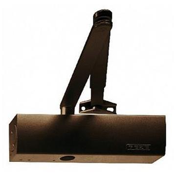 Доводчик дверной TS 2000 VBC (коричневый) без рычага