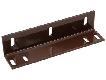 Уголок монтажный L-образный L-уголок AL-150PR (коричневый)
