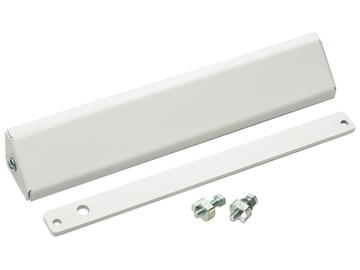 Комплект для монтажа замка Aler MK AL-200PR (белый)
