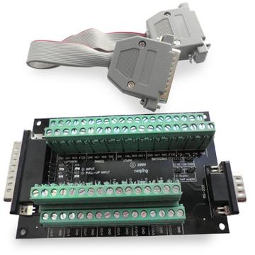 Плата ввода/вывода NetPing Connection board v2