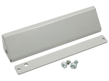Комплект для монтажа замка MK AL-300PR (серый)