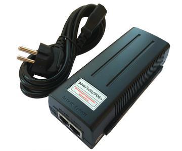 PoE-инжектор 30W/1Gb/POE+
