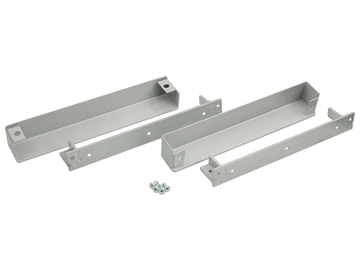 Комплект для монтажа замка MK AL-400s (серый)