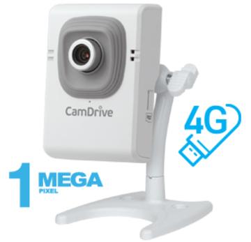 Видеокамера сетевая (IP) CD300-4G