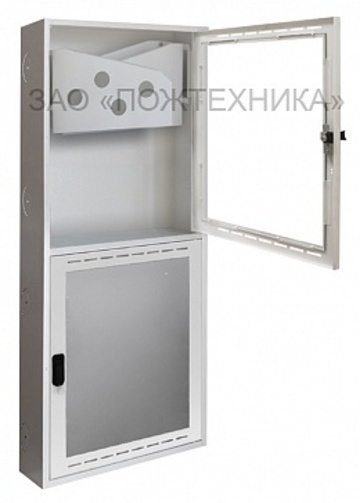 Шкаф для пожарного крана ПРЕСТИЖ-03 НОБ-2ПК (верх)