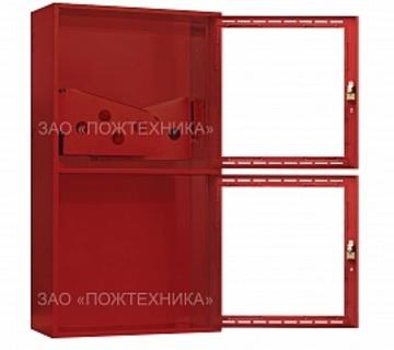 Шкаф для пожарного крана ПРЕСТИЖ-03 НОК-2ПК (верх)