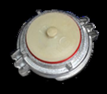 Головка пожарная соединительная ГЗ-80 Алюминий-пластик