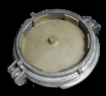 Головка пожарная соединительная ГЗ-150 Алюминий-пластик