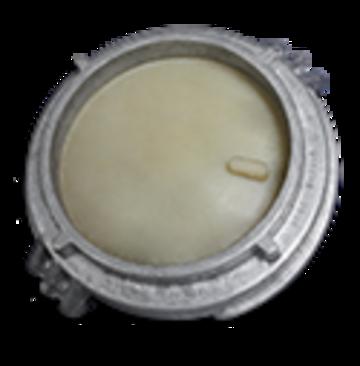 Головка пожарная соединительная ГЗВ-125 Алюминий-пластик