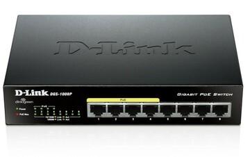 D-Link DGS-1008P/B1A