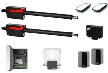 Комплект автоматики для распашных ворот TTN3724HSBDKIT2