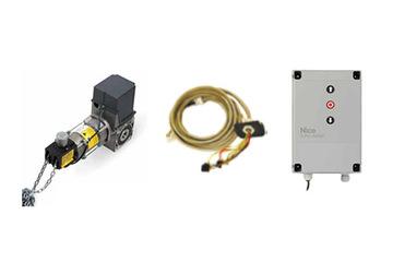 Комплект автоматики для секционных ворот SD10024400KEKIT