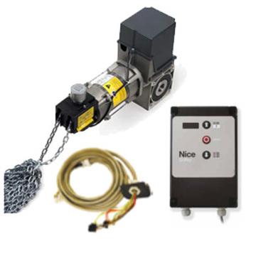 Комплект автоматики для секционных ворот SD10024400KEKIT1