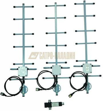 Комплект решетки антенной АВК-3-868 СПДП.464634.001