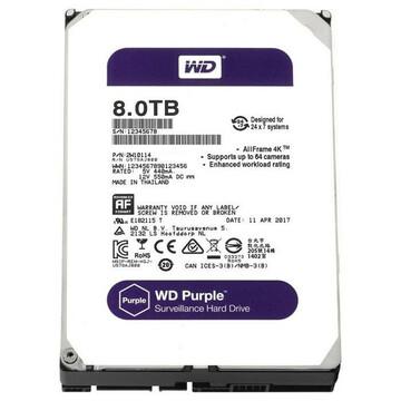 Жесткий диск (HDD) WD82PURZ