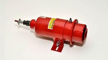 Модуль порошкового пожаротушения Буран-0,5 (ШМ1-2С)