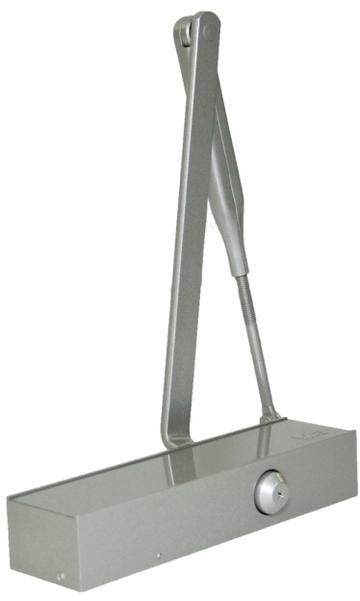 Доводчик дверной DORMA TS Profil серый