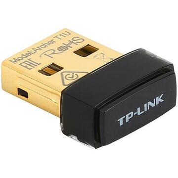 USB адаптер Wi-Fi Archer T1U