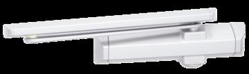 Доводчик дверной DORMA TS-90 impulse белый