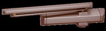 Доводчик дверной DORMA TS-90 impulse коричневый
