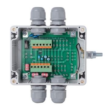 Устройство защиты линий связи Модуль защиты УЗ-3Ш-1RS485-48