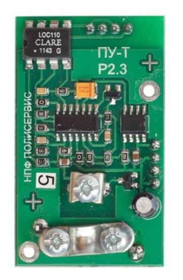 Полисервис Модуль ПУ-Т-1 (для трибокабеля ТД-1в грунте)