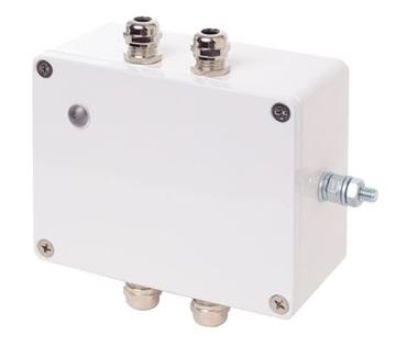 Корпус устройства защиты Корпус УЗ металлический, герметичный (G113)