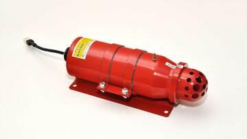 Модуль порошкового пожаротушения Буран-2,0(1) С