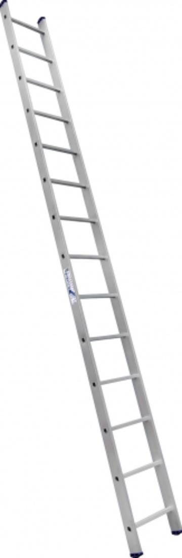 Лестница Лестница приставная АЛЮМЕТ 6114