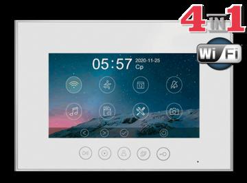 Монитор видеодомофона Marilyn HD Wi-Fi s (white)