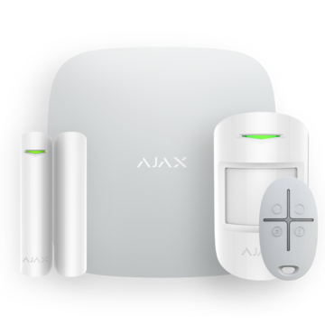 Ajax Ajax StarterKit plus white