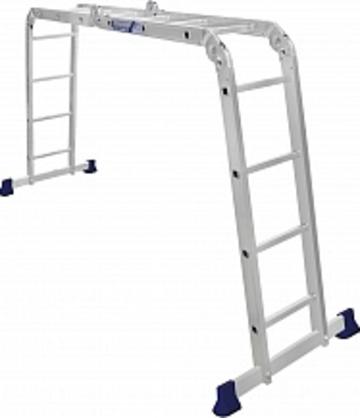 Лестница Лестница-трансформер АЛЮМЕТ TL-4034 2х3+2х4 облегченная