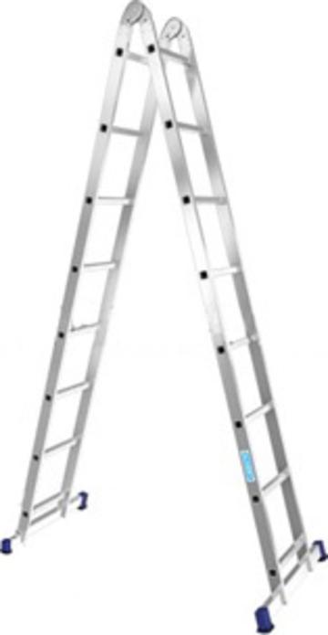 Лестница Лестница-трансформер АЛЮМЕТ Т-205 2х5