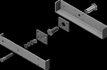 Комплект смещения якоря Комплект смещения якоря 200PR (белый)