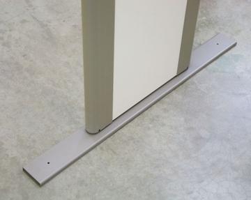 Комплект крепежа Пластины крепления к полу