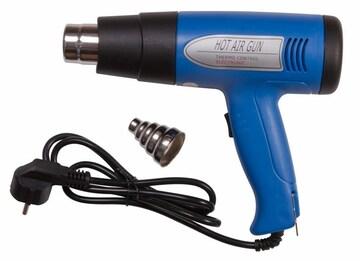 Фен технический Электрофен для термоусадки 220V/750-1500 Вт (ZD-508) REXANT (12-0054)