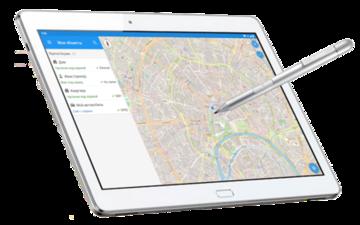 Навигационное устройство Мобильный АРМ Приток-А-Экипаж