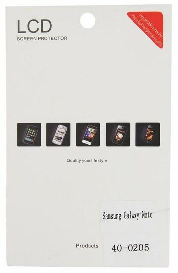 DUX Пленка защитная глянцевая на Samsung Galaxy Note (диагональ экрана 5.3'' дюйма) (40-0205)