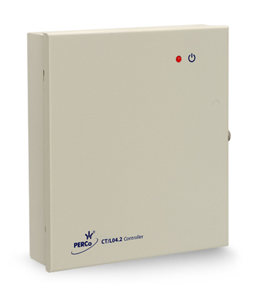 Контроллер доступа PERCo-CT/L04.2