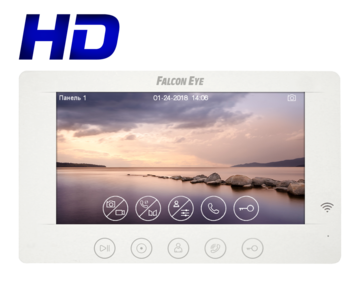 Монитор видеодомофона Cosmo HD Wi-Fi