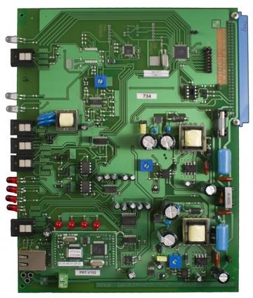 Контроллер центральный ретранслятора КЦР-А-Ф-03