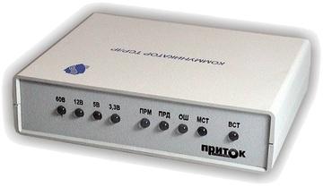 Коммуникатор Коммуникатор Приток-TCP/IP -01