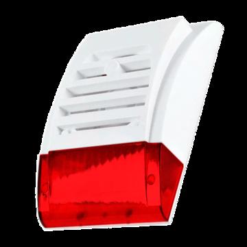 Оповещатель охранно-пожарный комбинированный Октава-12В исп.2