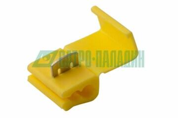 Rexant ОТВЕТВИТЕЛЬ  4.0-6.0мм²  (KW-5, 3MY (LT-217))  желтый  REXANT (08-0781)