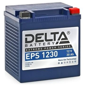 Аккумуляторная батарея Аккумулятор 12В 30 А∙ч (EPS 1230)