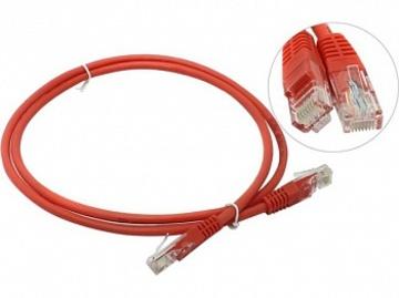 Патч-корд медный WT-2038A0.5 red